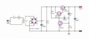 Voltage Regulator Using Zener Diode