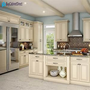 simple and cool cream kitchen cabinets for your cool home With kitchen colors with white cabinets with sticker love you