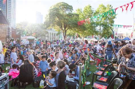 christmas in parramatta free family event sydney