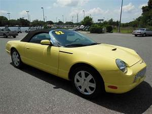 Purchase Used 2002 Ford Thunderbird Deluxe In 2160 Us