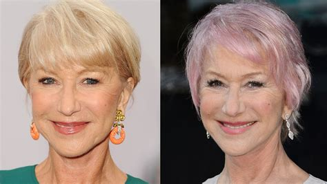 Hairstyles For Women Over 60 What Do You Think Of Helen