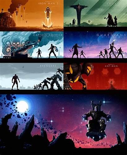Phase Mcu Marvel Timeline Avengers Universe Explained