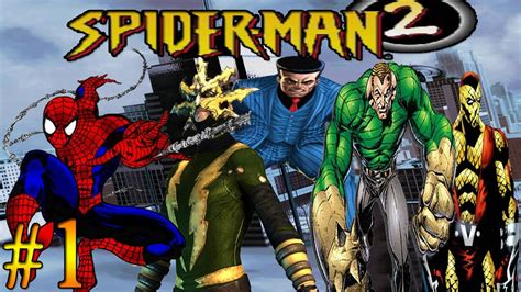 lets play spiderman  enter electro ps part  hd