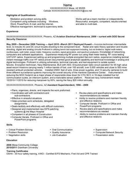 security clearance resume example personal essay graduate school select quality academic