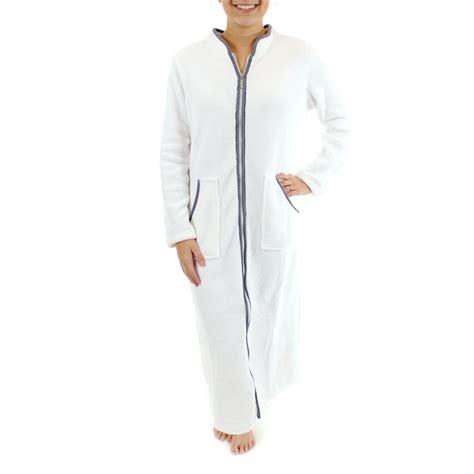 robe de chambre ratine blanche raliss com