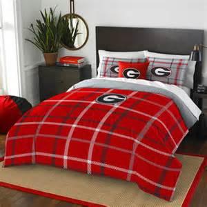 georgia bulldogs full comforter set