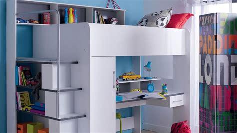 lit mezzanine bureau ado lit mezzanine ado avec bureau et rangement awesome lit
