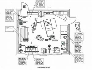 Woodwork Garage Workshop Layout Designs Pdf Plans