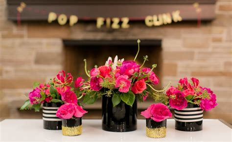 kate spade themed  birthday party