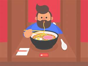 Eating Noodles GIFs - Find & Share on GIPHY