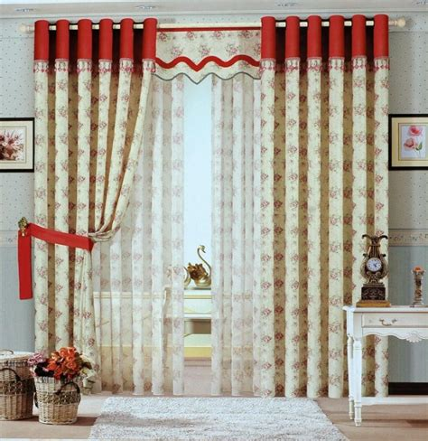 decorative curtains in doorways by your own ideas