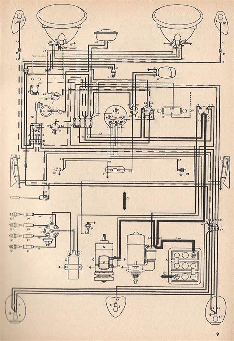 thesambacom type  wiring diagrams