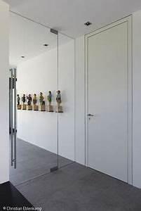Schiebetür Glas Bauhaus : glasportal f r hausflur als windfang oder raumteiler mit ~ Watch28wear.com Haus und Dekorationen