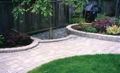 garden border blocks terralite landscaping block the blockmakers