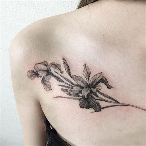 25+ Best Iris Tattoo Ideas On Pinterest