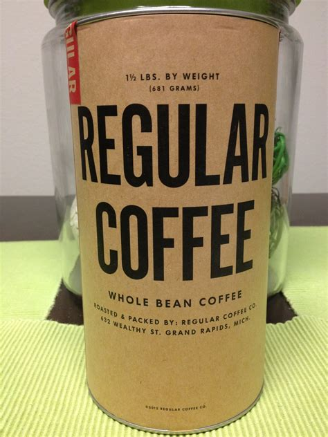 Coffee is a brewed drink prepared from roasted coffee beans, the seeds of berries from certain coffea species. Love My Subscriptions: Regular Coffee- August 2013