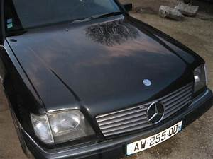 Mercedes Montlucon : troc echange mercedes w124 capot type sl 1985 1993 tres rare sur france ~ Gottalentnigeria.com Avis de Voitures