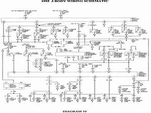Chevy Cavalier Ignition Wiring Diagram