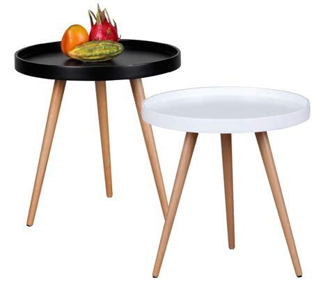 Tisch Holz Rund by Beistelltisch Dreibein Energiemakeovernop