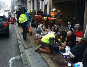 Brussels Airport explosions leave several injured and ...