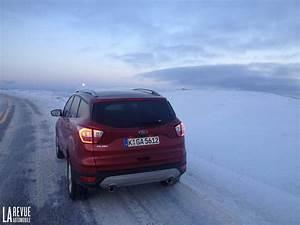 Prix Ford Kuga 2017 : ford kuga essai ford kuga 2016 i awd 2 0 tdci 150 cap au nord ~ Gottalentnigeria.com Avis de Voitures