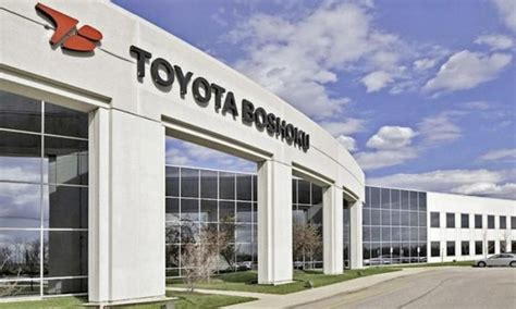 Toyota Boshoku To Open Silicon Valley R&d Center To Steer