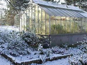 Serre Pour Plante : prot ger les plantes de la serre en hiver ~ Premium-room.com Idées de Décoration