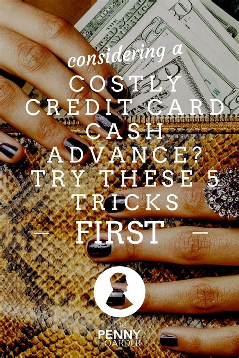 A credit card cash advance is a loan from your credit card issuer. Credit Card Cash Advances are Expensive. Try These Alternatives | Credit card cash advance, Cash ...