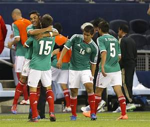Marco Fabian Photos Photos - 2012 CONCACAF Men's Olympic ...