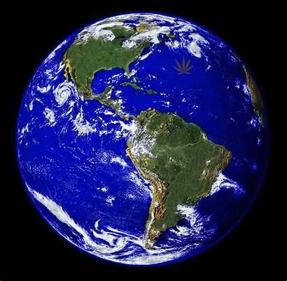Animated Global Earth Domain Gifer Poem