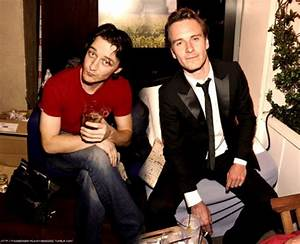 James & Michael - James McAvoy and Michael Fassbender ...