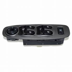 Electric Power Window Switch Control For Hyundai Accent