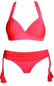 Winter swimwear trend neons