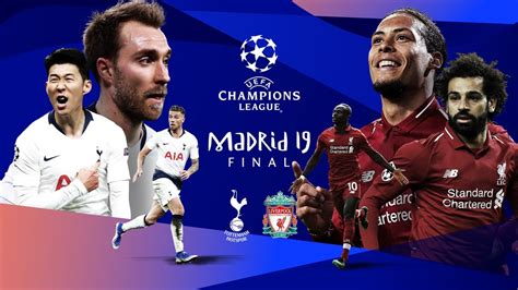 Confirms their conversation on the pitch after winning the champions league final was the first time they'd met. UEFA Champions League Final Tottenham v Liverpool - Saturday 1st June