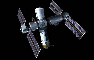 A new space firm plans a commercial station to take over ...