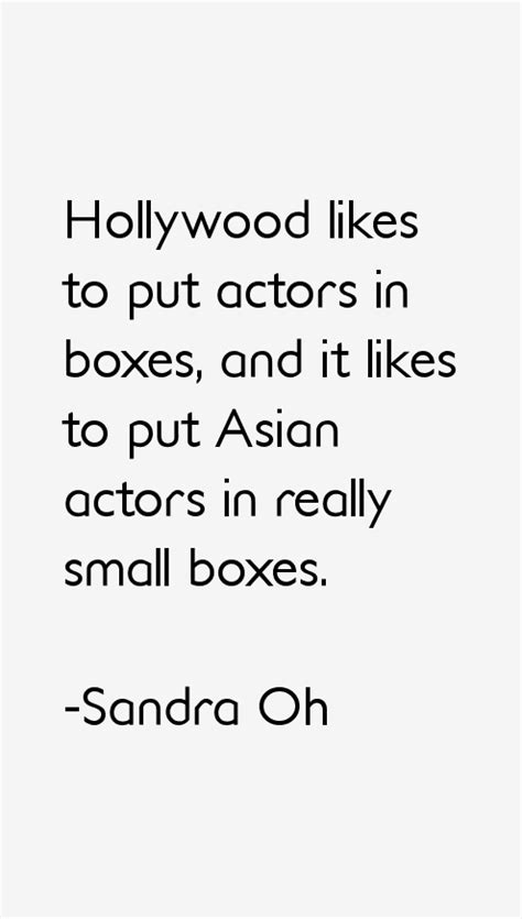 sandra oh quotes sandra oh quotes sayings