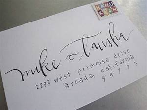 Addressing wedding invitations extraordinary anns a for How to address wedding invitations single envelope