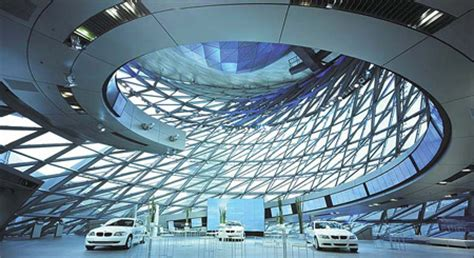 inside bmw headquarters bmw offers galaxy of models on show