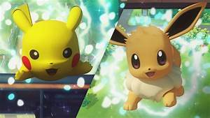 Pokmon Lets Go Pikachu And Eevee Announced On Nintendo