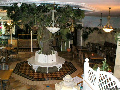 Secret Garden Restaurant by Click To View Size Image