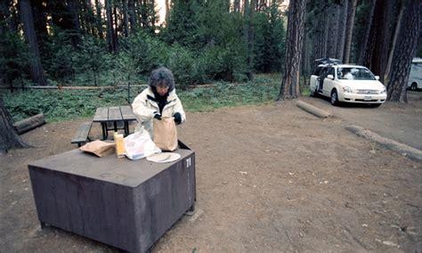 Yosemite Valley Camping Lower Pines