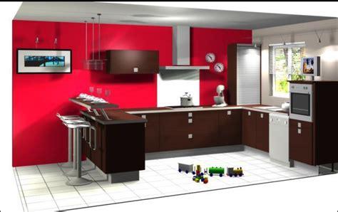 mur noir cuisine couleur peinture cuisine mur et meubles couleur noir
