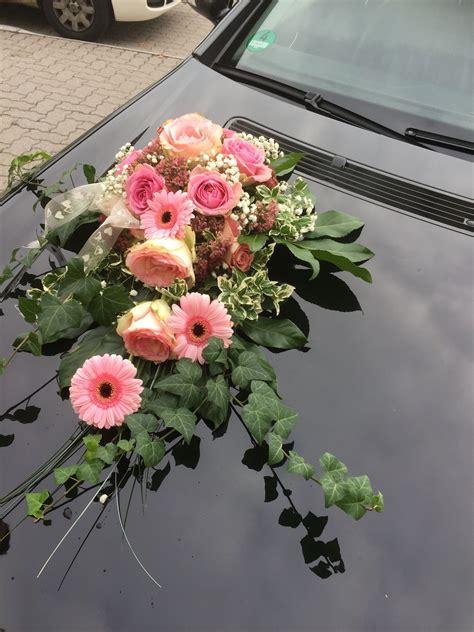 Blumen Hochzeit Dekorationsideenrosen Hochzeit Dekoration by Hochzeit Autogesteck Hochzeit Deko Autoschmuck