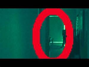 Real Ghost caught on Tape (paranormal activity) - YouTube