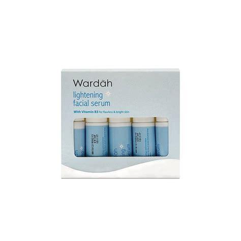 wardah lightening serum