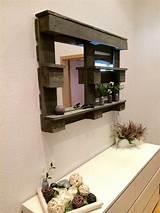 Pictures of Pallet Bathroom Shelf