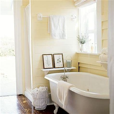 muted yellow bathroom don't think the pastel would sta