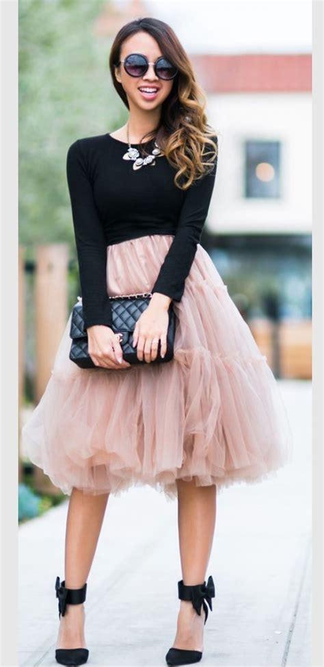 Tulle skirt for wedding guest?