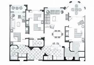 marriott grande vista orlando villas and floorplans With marriott grande vista 3 bedroom floor plan