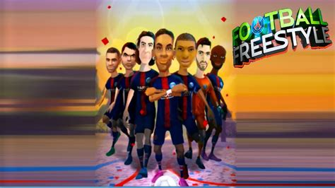 PSG Football Freestyle - Android Gameplay (Beta Test ...